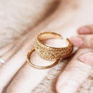 Sesame Alba Ring